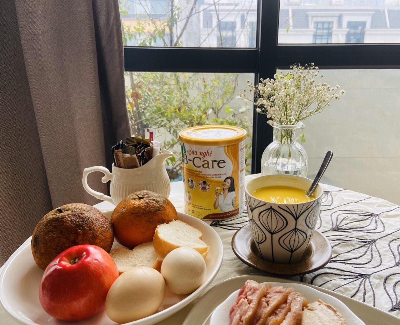 Bữa Sáng Lành Mạnh